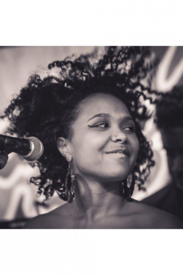 Cynthia ABRAHAM & Bastien PICOT « Soirée McFERRIN/BONA »  @ Le Baiser Salé Jazz Club - PARIS