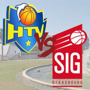 HTV - Strasbourg @ Palais des Sports de Toulon - TOULON