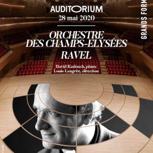Orchestre Des Champs-Elysees  - Ravel