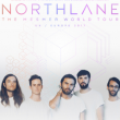 Concert NORTHLANE + ERRA + INVENT INAMATE + OCEAN GROVE à PARIS @ Petit Bain - Billets & Places