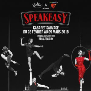 SPEAKEASY @ Cabaret Sauvage - Paris