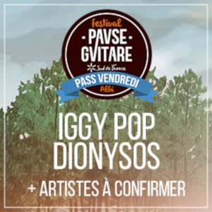 Iggy Pop + Dionysos - 10/07/2020
