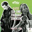 Affiche Real japanese hiphop live w/ ish-one, tigarah et sonikem
