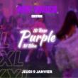 Soirée PURPLE - JUST DANCE Edition à PARIS @ Gibus Club - Billets & Places