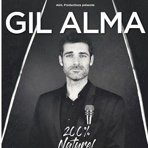"""Gil Alma """"200% Naturel"""""""