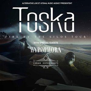 TOSKA + GUESTS @ La Boule Noire - PARIS