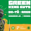 Concert Bass Paradize x Green King Cuts