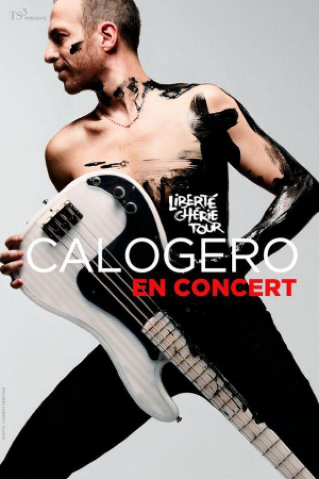 Concert CALOGERO à Maxeville @ Zenith de Nancy - Billets & Places