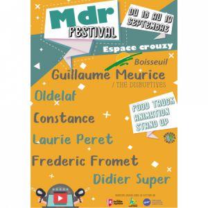 Oldelaf / Mdr Festival