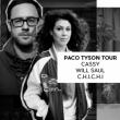 Soirée Paco Tyson Tour : Cassy, Will Saul, C.H.I.C.H.I à PARIS @ Badaboum - Billets & Places