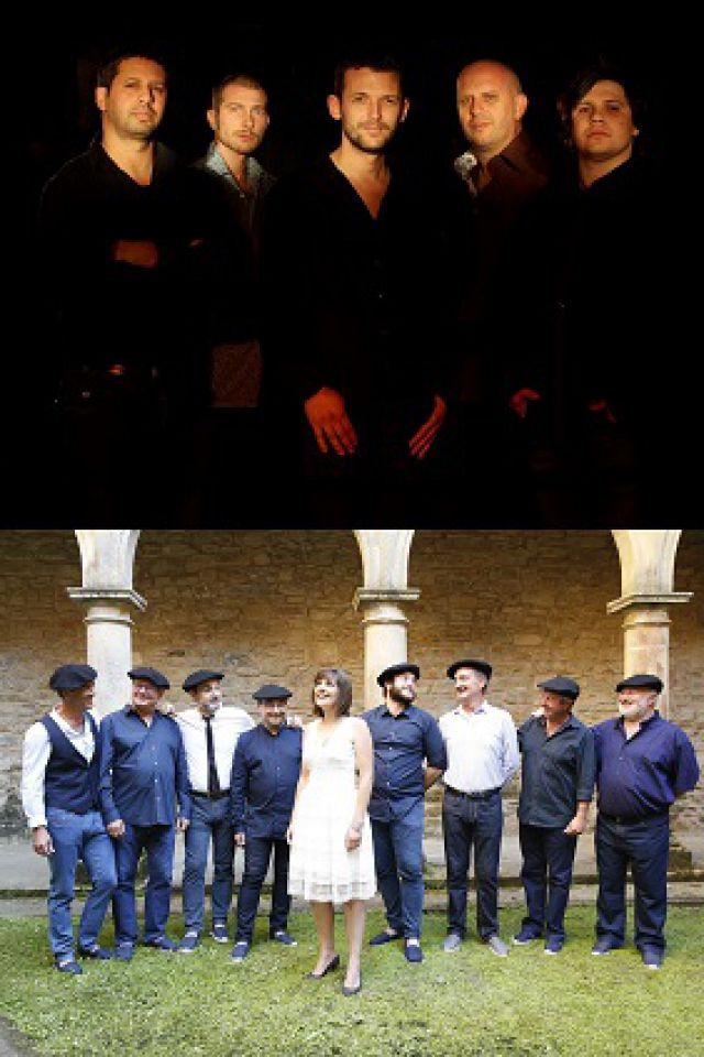 L'ALBA /ANNE ETCHEGOYEN + CHOEUR DES VOIX BASQUES @ Alhambra - Paris