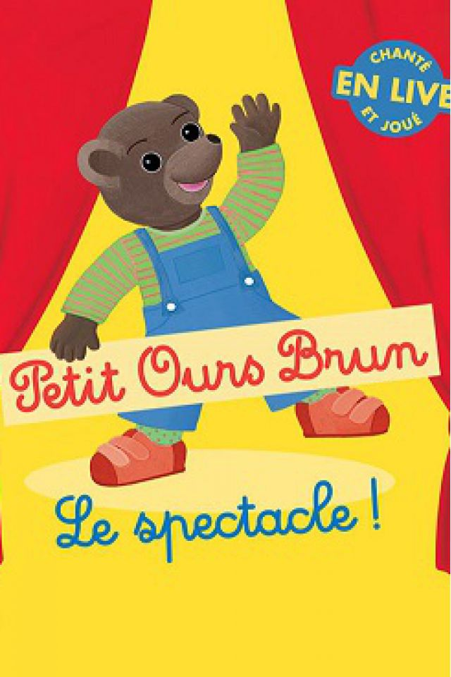PETIT OURS BRUN @ LE NEC - MARLY