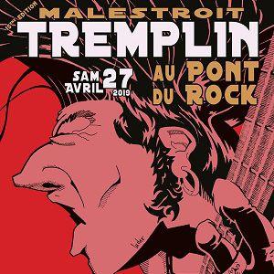 Tremplin Au Pont Du Rock