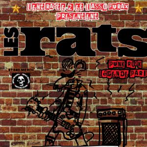 Les Rats + Diego Pallavas