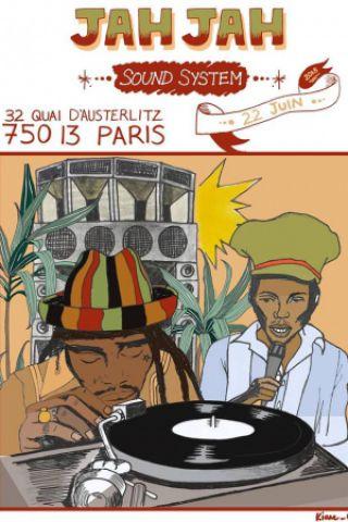 Billets Jah Jah Sound System - Wanderlust