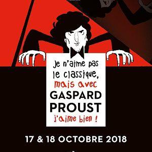 JE N'AIME PAS LE CLASSIQUE, MAIS AVEC GASPARD PROUST J'AIME BIEN! @ Auditorium - La Seine Musicale - BOULOGNE BILLANCOURT