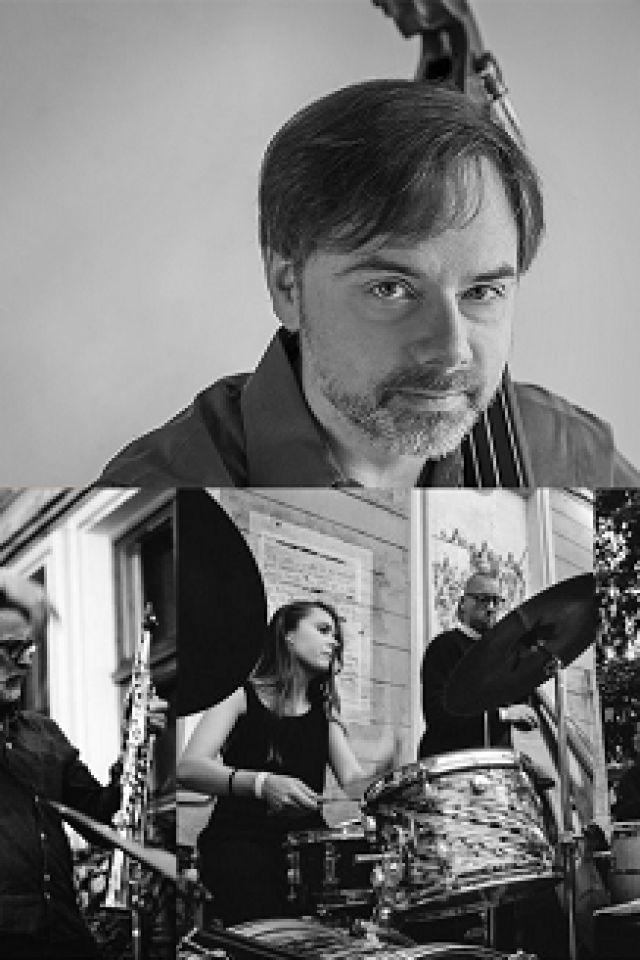 Soirée showcase : Mark WADE Trio / CORPO  @ Sunside - Paris