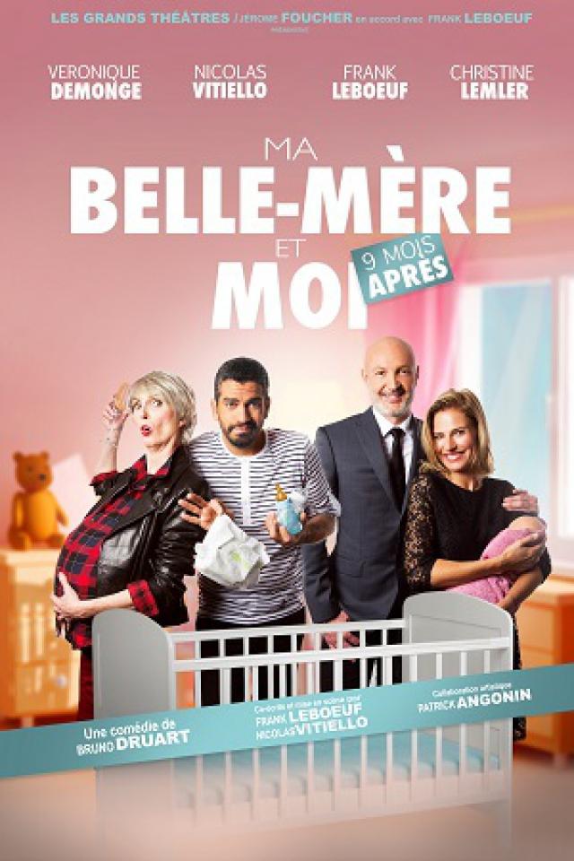 MA BELLE-MERE ET MOI, 9 MOIS APRES @ La Salle de l'Arsenal - TOUL