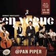 Concert SWINGUEZ MOUSTACHES - Bal Swing à PARIS @ LE PAN PIPER - Billets & Places
