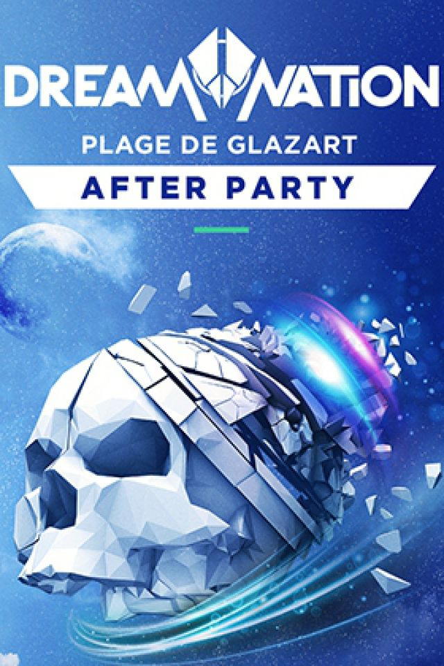 DREAM NATION - AFTER PARTY @ LAPLAGE (GLAZART) - PARIS