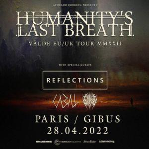 Humanity's Last Breath // Paris 28.04.22