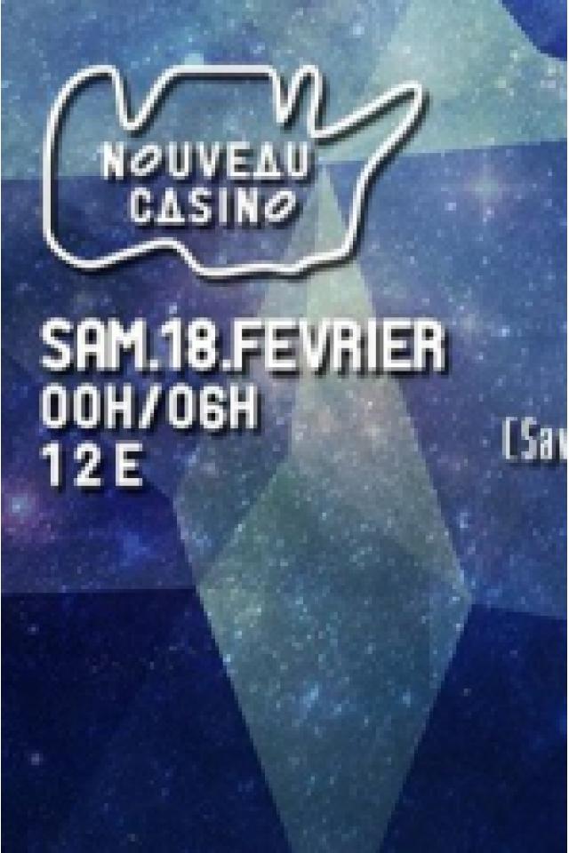 Soirée Timid Boy Invite : Carl Bee, Unknyo, Mancerow B2B Timid Boy à Paris @ Le Nouveau Casino - Billets & Places