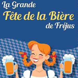 LA GRANDE FÊTE DE LA BIÈRE  @ BASE NATURE DE FREJUS - FRÉJUS