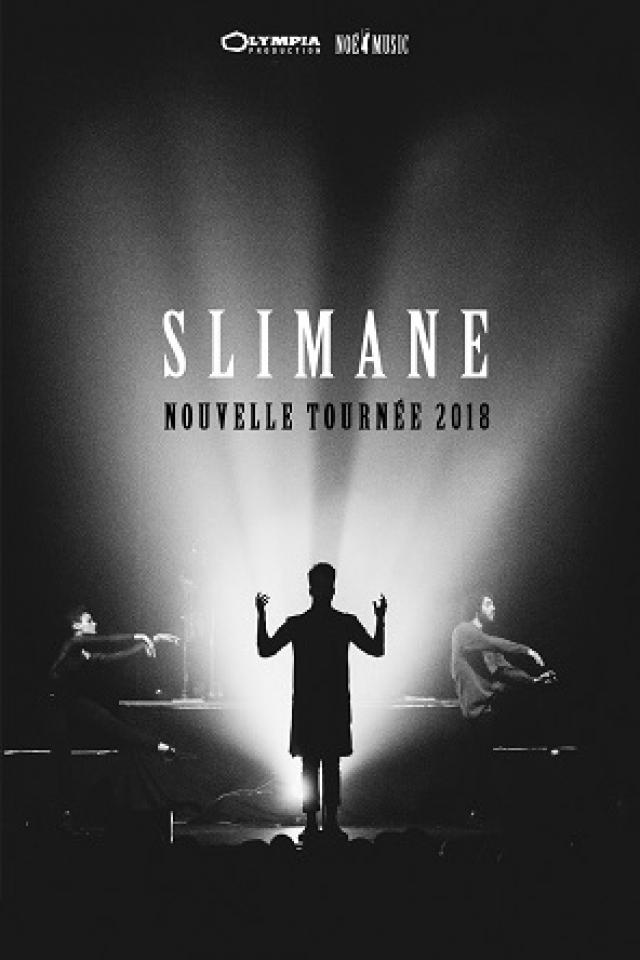 Concert SLIMANE à Strasbourg @ PMC - Salle Erasme - Billets & Places