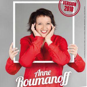 """ANNE ROUMANOFF """" Aimons nous les uns les autres  @ Espace Dollfus & Noack - SAUSHEIM"""