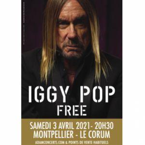 Iggy Pop - Free - Annulé