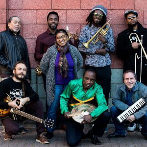 THE SKATALITES @ New Morning - Paris