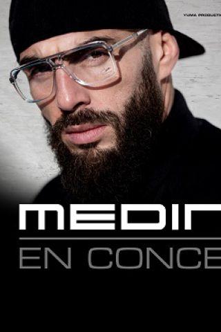 Concert MEDINE à Marseille @ Espace Julien - Billets & Places