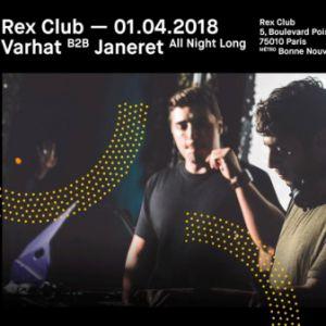 YOYAKU @ Le Rex Club - PARIS