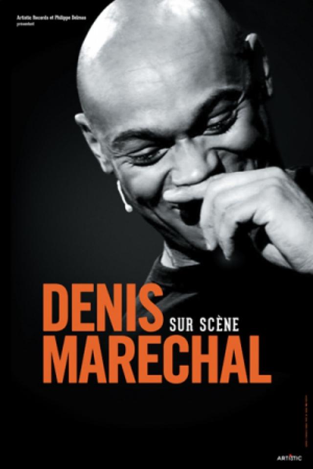 DENIS MARECHAL. @ THEATRE 100 NOMS - NANTES