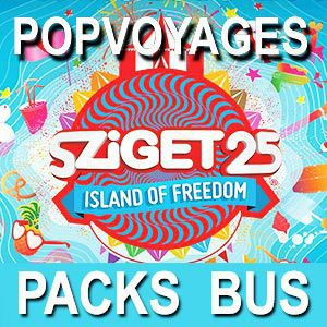 SZIGET 2017 DEPART ANGERS @ BUS POPVOYAGES DÉPART ANGERS - ANGERS