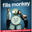 Spectacle Fills Monkey