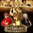 Spectacle 8e CEREMONIE DES DOIGTS D'OR
