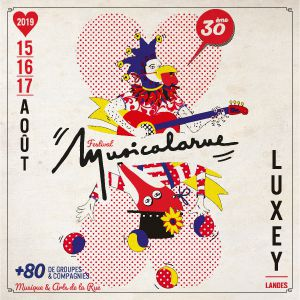 Festival Musicalarue 2019 - Samedi