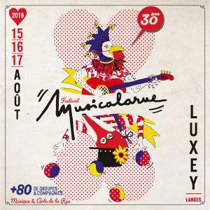 Festival Musicalarue 2019 - Vendredi