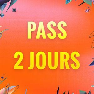 WE LOVE GREEN - PASS 2 JOURS @ Plaine de la Belle Etoile - Bois de Vincennes - PARIS