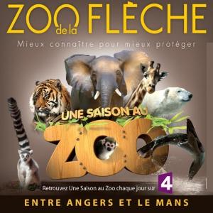 ZOO DE LA FLECHE - BILLET(S) JOUR(S) @ ZOO DE LA FLECHE - LA FLÈCHE