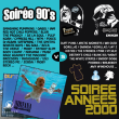 Concert SOIREE ANNEES 90 vs 2000 à RAMONVILLE @ LE BIKINI - Billets & Places