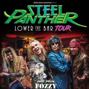 STEEL PANTHER @ L'Olympia - Paris