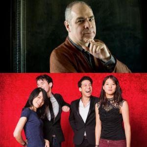 Phillipe Cassard, Piano Quatuor Hermes