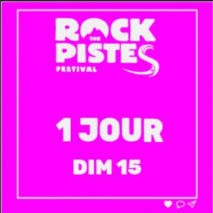 Skip The Use - 15/03 - Pass Ski + Concert 1 Jour