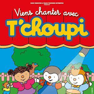 VIENS CHANTER AVEC T'CHOUPI ! @ Espace Dollfus & Noack - SAUSHEIM