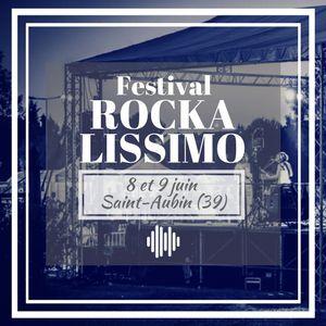 FESTIVAL ROCKALISSIMO 2018 - PASS 2 JOURS @ Maison du patrimoine - Saint Aubin