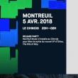 Concert OKLOU - RELEASE PARTY  à MONTREUIL @ LE CHINOIS - Billets & Places