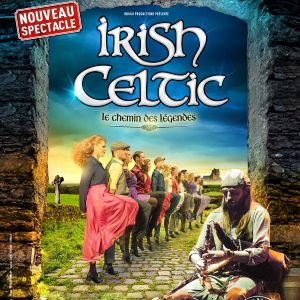 "Irish Celtic ""Le Chemin Des Legendes"""
