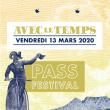 FESTIVAL AVEC LE TEMPS : Pass Soirée 13 mars à MARSEILLE @ Le Makeda + Le Dock Des Sud - Billets & Places
